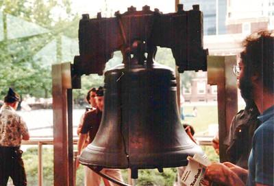1981-06 | Philadelphia | Bob and Glynnis