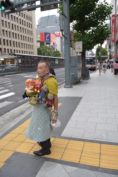 Street Scenes Japan