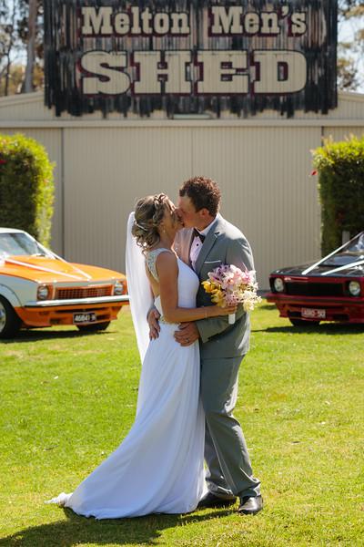 Jade and Ricky - Wedding