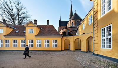 Roskilde Domkirke og Stiftsgården 2019