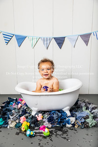 Logan is ONE! : Raleigh, NC