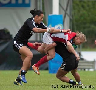 Ladies 7s Final New Zealand vs Canada 18 May 2013