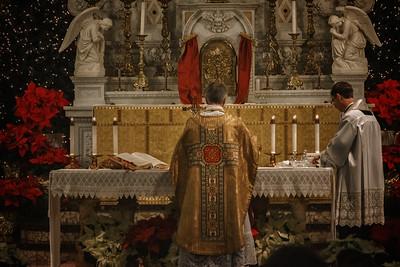 Christmas Mass - St. Peter's Steubenville