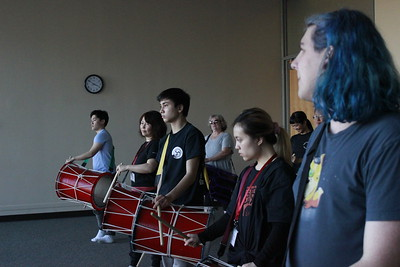 SATURDAY February 22nd - Opening Remarks, Workshops, Taiko Talks