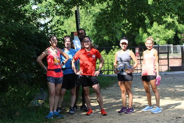 Long Run #14 - Riley's Lock to Great Falls