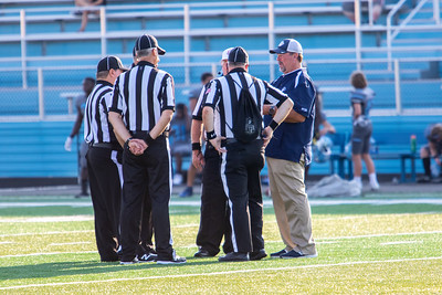 2021-08-27 -- Twinsburg Tigers vs Willoughby South Football Game