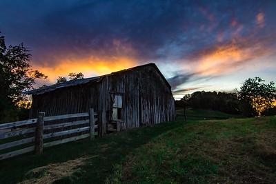Evenings on Mill Creek, Wayne County