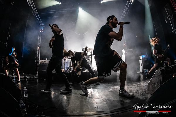 Smash Hit Combo (FRA) @ Heart Sound Metal Fest - Sucy-en-Brie - Paris - France/Francia