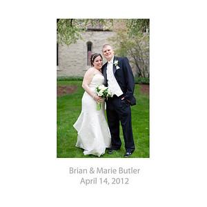 Brian and Marie Coraggio Album