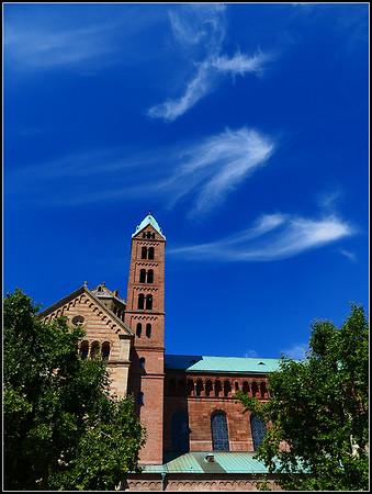 Speyer (Spira): Mariendom