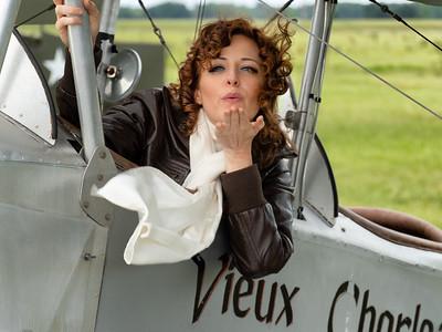 Beautiful Models ~ Vintage Airplanes
