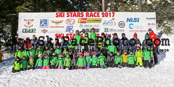 Ski Stars Team Photo