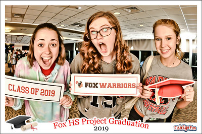 5/19/19 - Fox Senior High Project Graduation