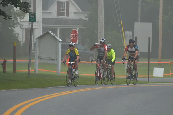 Prouty 2014 Bike Route