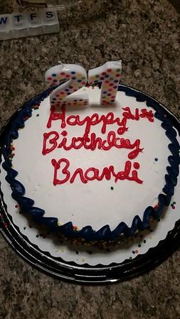 brandi 21st birthday