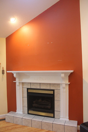 Fireplace Remodel