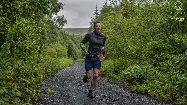 Quest Wales - Run at Llyn Crafnant