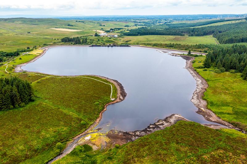 altnahinch reservoir and dam