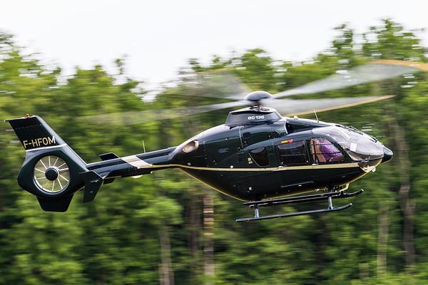 F-HFOM - Eurocopter EC135-T2+