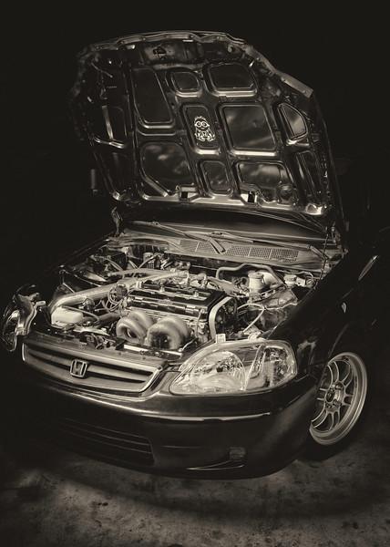 Sam's Car (Engine)