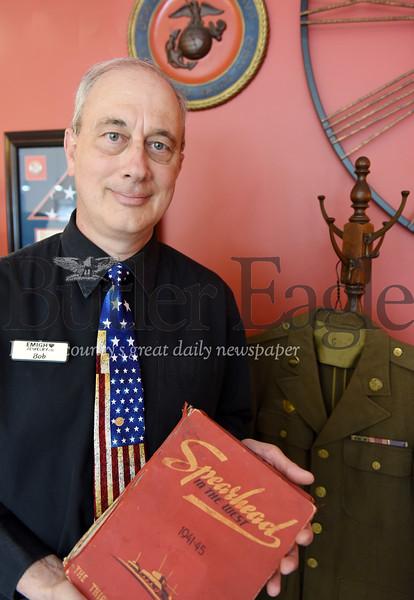 Harold Aughton/Butler Eagle: Bob Emigh