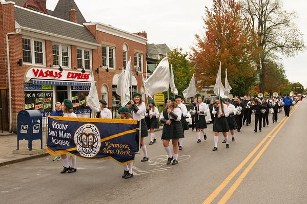 10/3/15 Homecoming Parade