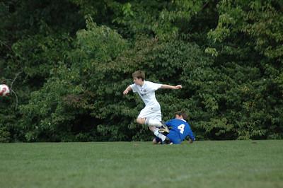 Dynamo Club Soccer Action