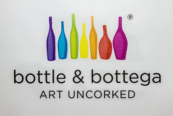 Bottles and Bottega Grand Opening