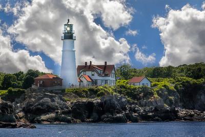 New Hampshire - Maine - July 2017