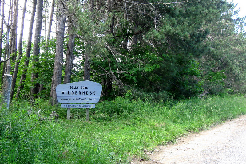 Dolly Sods Wilderness -- F.R. 75
