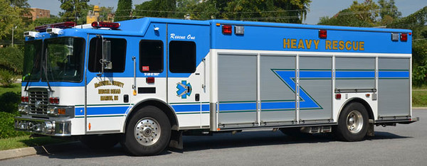 McDowell County Rescue Squad