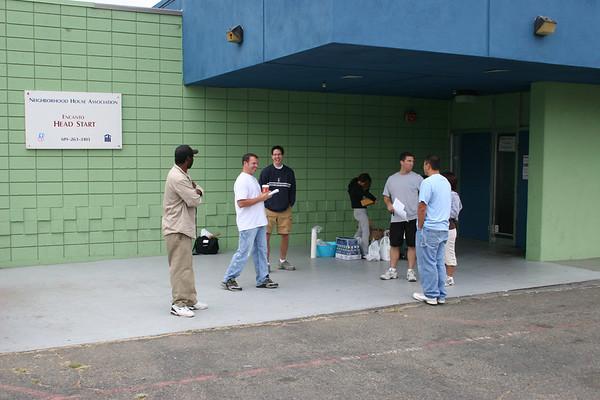 CTG WCGB Event - Encanto Head Start Program - September 22, 2006