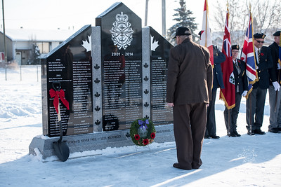 Indigenous Veterans Day Celebrations at Veterans Memorial Garden Grande Prairie