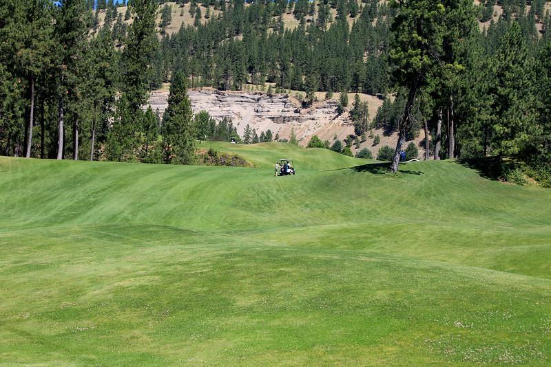 #2 Fairway, The Creek at Qualchan GC,  Spokane, Wa