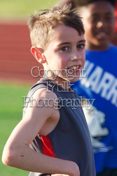 Dean Goggans Track Practice