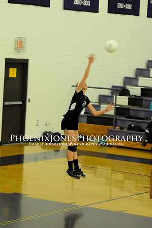 2012 NCS Volleyball