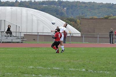 NBHS Lady Lions Soccer vs. Mohawk - 10.14.09