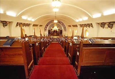 NORWAY, Oslo. Oslo Synagogue. (2006)