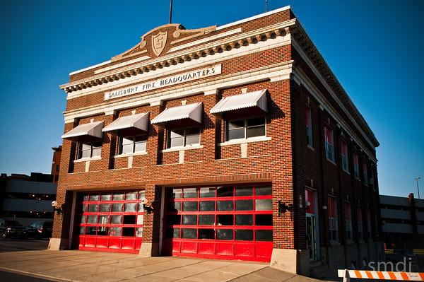 Downtown Salisbury Fire Station