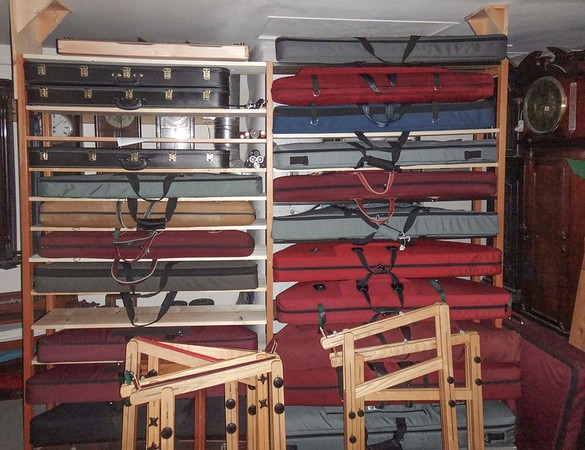 We also sell good-condition used dulcimers!