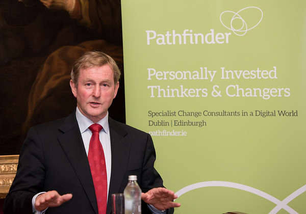 Pathfinder Dinner at the RDS 12th September