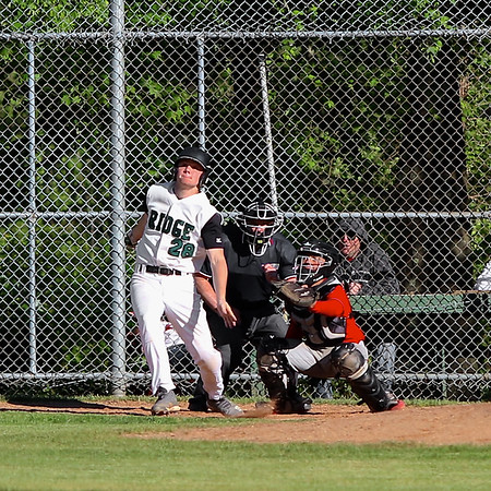 2019 - Ridge Baseball