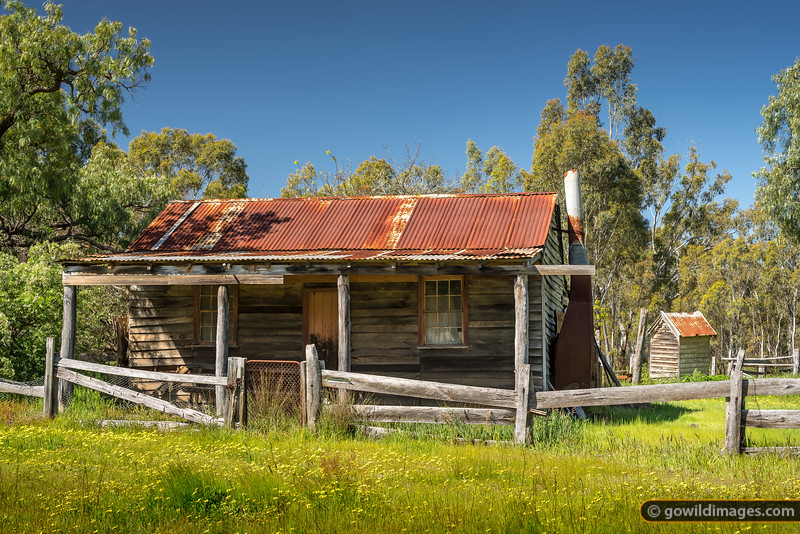 Costerfield Hut