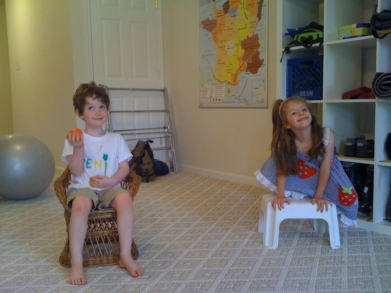 Benjamin and Sam