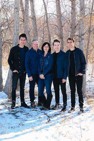 Randy Marshall Family
