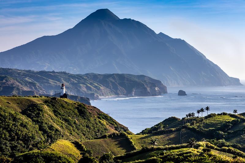 Mt. Iraya Volcano