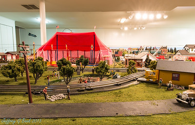 Ed Schecter's Model Train Set