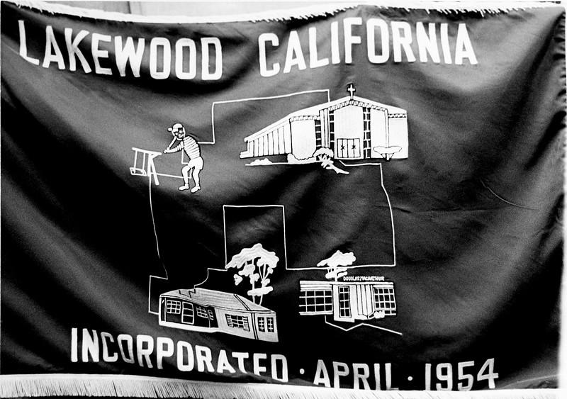 City Flag, 1954