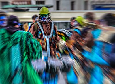 Venice Carnival, 2012