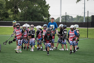 10U Shootout for Soldiers